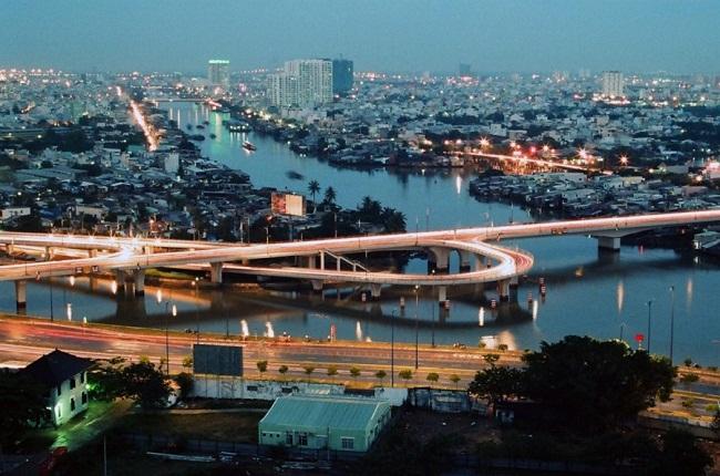 Thiết kế xây dựng cầu Nguyễn Văn Cừ