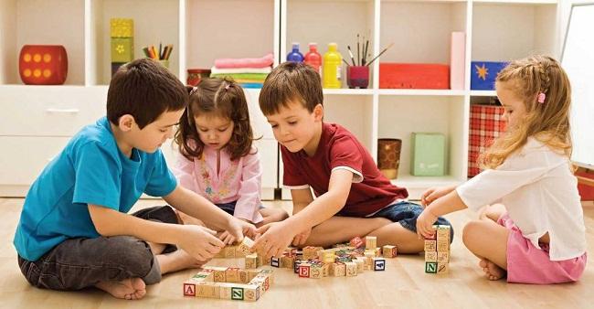 căn hộ Lavita Garden có vui chơi cho trẻ