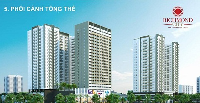 RICKMOND CITY HƯNG THỊNH