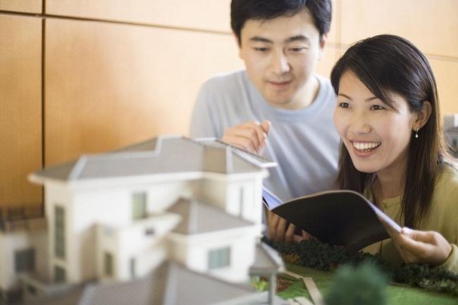 Thủ tục vay vốn ngân hàng mua căn hộ