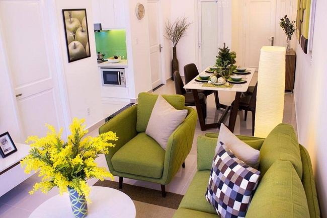 thiết kế căn hộ laviata graden mang phong cách hiện đại