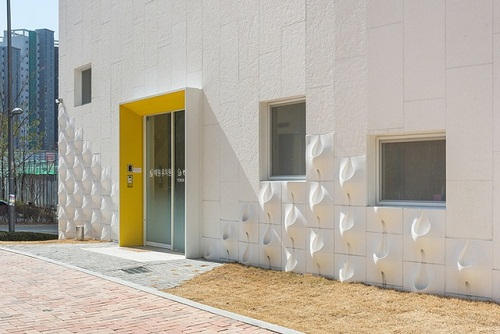 thiết kế vườn tường sáng tạo và đẹp