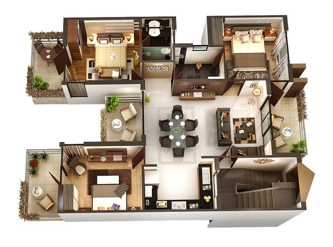 nguyên tắc chọn chung cư đúng cách phong thủy