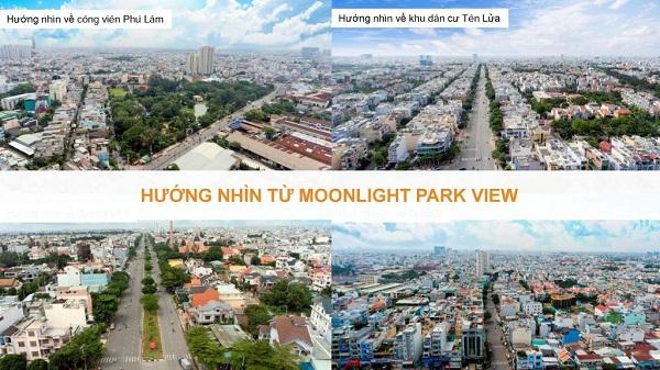 Hướng nhìn từ Moonlight Park View
