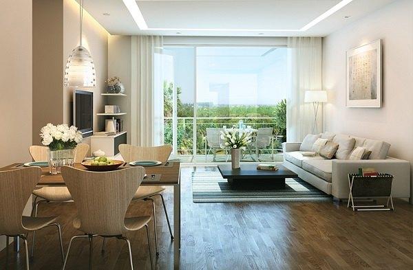 Nên chọn căn hộ thô hay đã hoàn thiện?