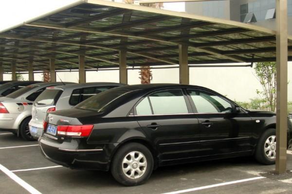 quy định chỗ để xe hơi