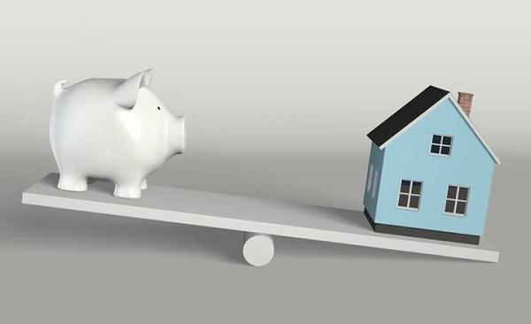 cân nhắc tài chính khi mua nhà
